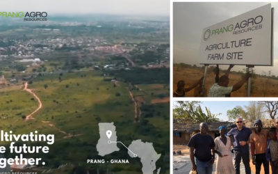 Prang Agro Resources is ready to start commercial operations in Ghana