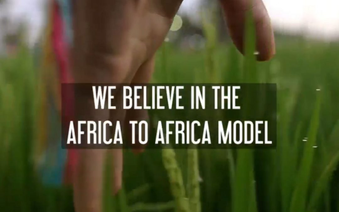 Agri Resources supports the Africa 2 Africa model