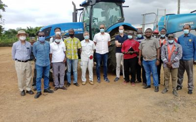 Brasco strengthens its commitment to developing the rice sector in Congo